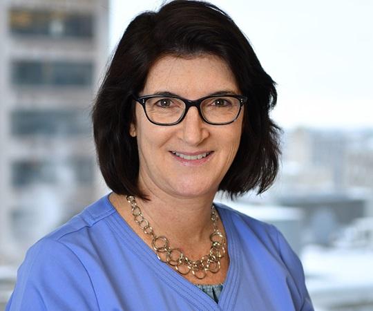 Dr Francoise P. Chagnon