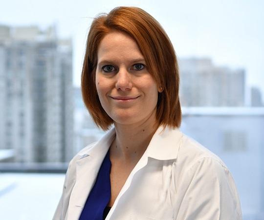 Dr Gabrielle Ostiguy